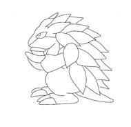 Pokemon 1 da colorare 197