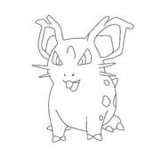 Pokemon 1 da colorare 198