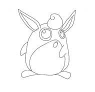Pokemon 1 da colorare 205