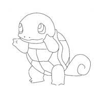 Pokemon 1 da colorare 208