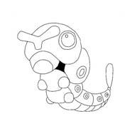 Pokemon 1 da colorare 209
