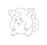 Pokemon 1 da colorare 213