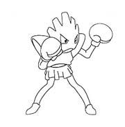 Pokemon 1 da colorare 216