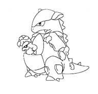 Pokemon 1 da colorare 221