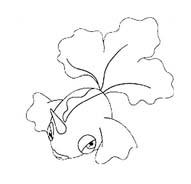 Pokemon 1 da colorare 224