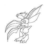 Pokemon 1 da colorare 226