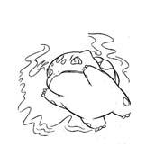 Pokemon 1 da colorare 228