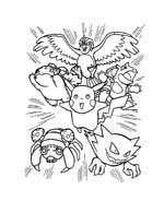 Pokemon 1 da colorare 229