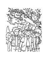 Pokemon 1 da colorare 233