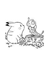 Pokemon 1 da colorare 235