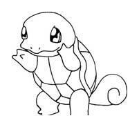 Pokemon 1 da colorare 248