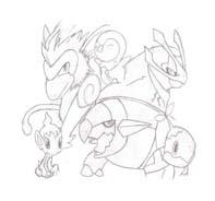 Pokemon 2 da colorare 101