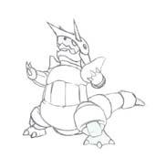 Pokemon 1 da colorare 253