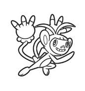Pokemon 1 da colorare 255