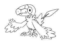 Pokemon 1 da colorare 259