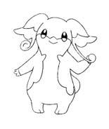 Pokemon 1 da colorare 264