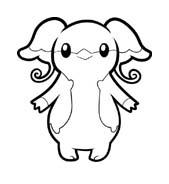 Pokemon 1 da colorare 263