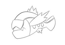 Pokemon 1 da colorare 268