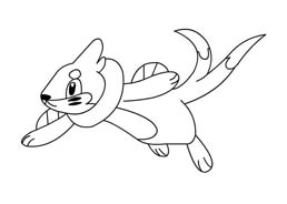 Pokemon 1 da colorare 279