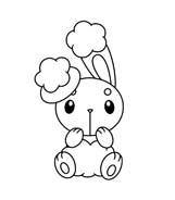 Pokemon 1 da colorare 281