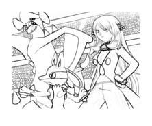 Pokemon 1 da colorare 283