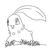 Pokemon 1 da colorare 292