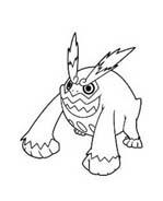 Pokemon 1 da colorare 317