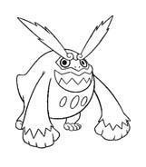 Pokemon 1 da colorare 318