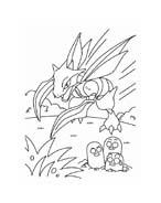 Pokemon 2 da colorare 30
