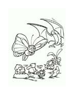 Pokemon 2 da colorare 31