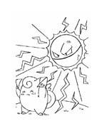 Pokemon 2 da colorare 32