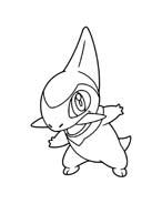 Pokemon 2 da colorare 37
