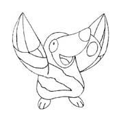 Pokemon 2 da colorare 46