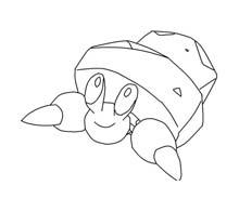 Pokemon 2 da colorare 48
