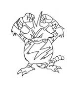 Pokemon 2 da colorare 51