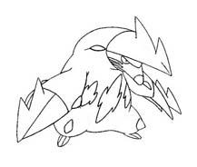 Pokemon 2 da colorare 61
