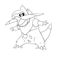 Pokemon 2 da colorare 68
