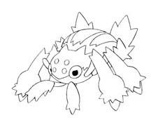 Pokemon 2 da colorare 71