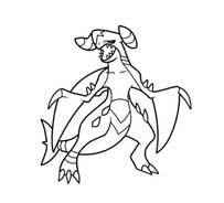 Pokemon 2 da colorare 72