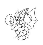 Pokemon 2 da colorare 82