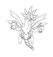 Pokemon 2 da colorare 98