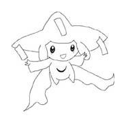 Pokemon 2 da colorare 103