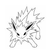 Pokemon 2 da colorare 105
