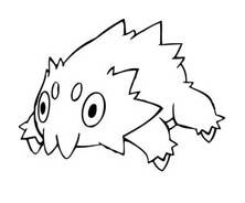 Pokemon 2 da colorare 106