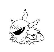Pokemon 2 da colorare 121