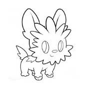 Pokemon 2 da colorare 124