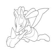Pokemon 2 da colorare 127