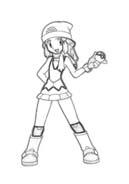 Pokemon 2 da colorare 129