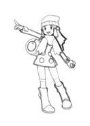 Pokemon 2 da colorare 130