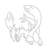 Pokemon 2 da colorare 132
